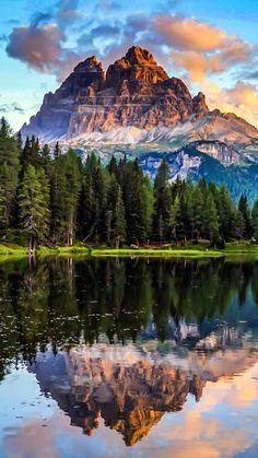 Landscape Art, Landscape Photography, Nature Photography, Scenery Pictures, Nature Pictures, Pretty Pictures, Cool Photos, Beautiful World, Beautiful Places