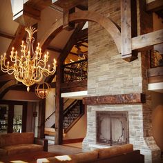 Hirsh Log Homes Timber Frame Staircase Outdoor, Wedding Venues Ontario, Casual Home Decor, Cambridge Ontario, Dream Wedding, Wedding Things, Wedding Stuff, Wedding Ideas, Outdoor Rooms