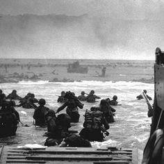 1st Infantry Division June 6 1944 D-Day Omaha Beach