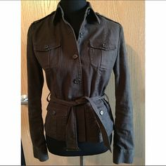 Everything must go sale 22 inches in length, 24.5 inches along sleeves  18.5 inches across bust, 16 inches across shoulders. From a smoke free, pet free home Ralph Lauren Jackets & Coats Utility Jackets