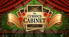 The Curious Cabinet is a 5 reel, 4 row, 40 payline slot from Iron Dog Studio that can be played from to a spin across all compatible devices like laptops, smartphones and tablets. Online Casino Slots, Online Casino Games, Holiday Decor, Spin, Laptops, Creepy, Objects, Candles, Laptop