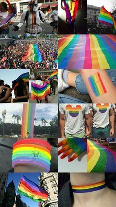 Taste the rainbow Pansexual Pride, Gay Aesthetic, Lgbt Memes, Pride Outfit, Rainbow Aesthetic, Lesbian Pride, Lgbt Community, Cute Gay, Equality