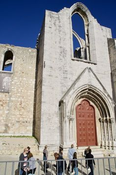 Old Church   Self Guided Walking Tour Itineraries for Three Days in Lisbon Portugal
