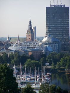 Riga - beautiful from every angle!