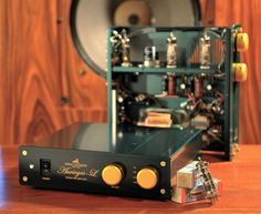 Aurieges-L Stereo PreAmplifier