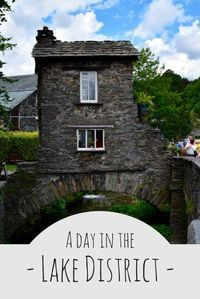 A day in the Lake District - things to see and do in Ambleside and surrounds (England, United Kingdom). (scheduled via http://www.tailwindapp.com?utm_source=pinterest&utm_medium=twpin)