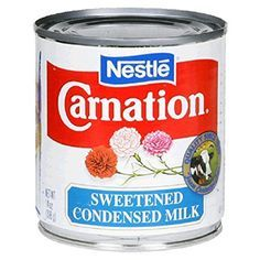 Carnation Sweetened Condensed Milk 14 Ounce With Images Condensed Milk Homemade Sweetened Condensed Milk Sweetened Condensed Milk