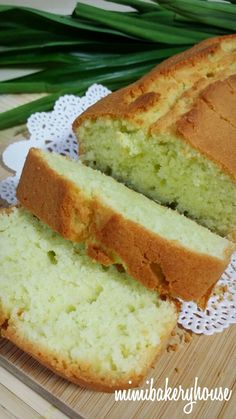 MiMi Bakery House: ○Light Pandan Butter Cake○