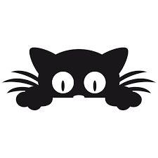 """Résultat de recherche d'images pour """"ombre silhouette chat"""""""