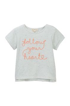 6715f3b4f8589 Embroidered Stripe Tee (Toddler Girls