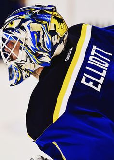 Brian Elliott tied for most shutouts in blues history with 20! 2015