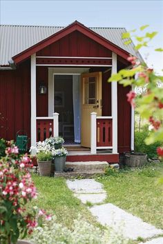 The cottage in Örebro is 12 sqm.