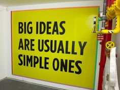 Espo art Quoting David Ogilvy of Ogilvy & Mather ad agency