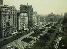 Praça Marechal Floriano (c.1927) Rio de Janeiro