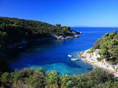 Vela Luka - Numerous coves and beaches