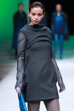 Beijing Institute of Fashion Technology and Taiwan Shin Chien University Graduates Collection