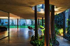 Awesome Architecture » Toblerone House in São Paulo, Brazil by Studio mk27