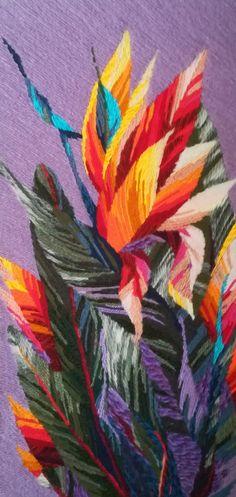 Yarn Painting, All Things Purple, Weaving, Embroidery, Inspiration, Art, Flower Crochet, Biblical Inspiration, Art Background