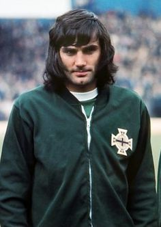 George Best Northern Ireland 1971