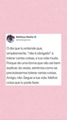 Life Memes, Life Quotes, Portuguese Phrases, Need Quotes, Motivational Letter, Cool Phrases, Thoughts And Feelings, Real Love, Quote Posters
