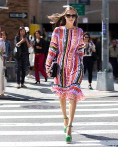 @alla / New York Fashion Week, SS18 by #chrissmart www.csmartfx.com #NYFW #SS18 #StreetStyle #Fashion #FashionWeek #newyorkcity…