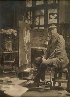 Leon Wyczółkowski | Leon Wyczółkowski. Materiały udostępnione przez Muzeum Narodowe w ...