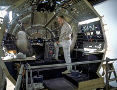 Stinson's All Things Star Wars Blog: Definitive Millennium Falcon Interior (part 3)