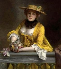 Gustave Jean Jacquet (1846–1909)