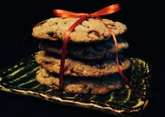 monster cookies with belgian chocolate chips and cranberries