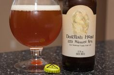 Dogfish Head 120 Minute IPA - Heaviest thing I've drunk to date