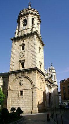 Jaén - Iglesia de San Ildefonso: parroquia, santuario y basílica menor.