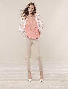 FRACOMINA - Official Website Spring Summer 2015, Trousers, Website, Jeans, Lace, Skirts, Shoes, Collection, Women