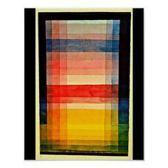 Poster-Classic/Vintage-Paul Klee 115