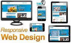 Get you website ready for the desktop, and mobile devices. Hire affordable #Responsive_Web_Design services. #Web_Designing_Company #Indore Enquire Now 0731-4086043. Or visit: http://thinkdebug.com