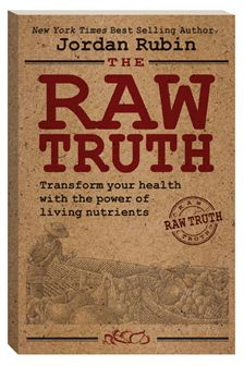 The Raw Truth Book by Jordan Rubin