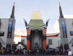 El Teatro Chino en Hollywood #hollywood #teatrochino#losangeles