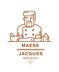 Maese Jacques Brand on Behance