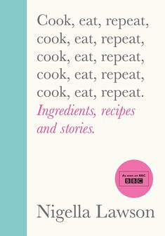 A delicious and delightful combination of recipes intertwined with narrative essays about food, all written in Nigella's engaging and insightful prose