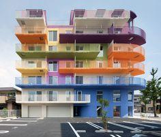 Logements locatifs à Okazaki | Ciel Rouge Création