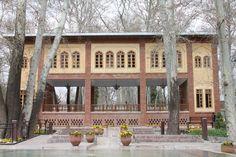 بوستان باغ ایرانی عکس از حمید رضائی