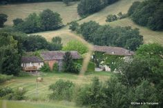 Farm with 4 gites in the Tarn département south of Albi. With no near neighbours this gite business has no trouble attracting guests. Land and heated pool! Independent Cottages, Seasons Activities, Terracotta Floor, Pump House, French Windows, Stone Barns, French Property, Old Farm Houses, Old Stone