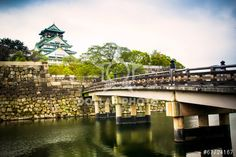 http://www.dollarphotoclub.com/stock-photo/Osaka castle in the cloudy day, Japan/67724167 Dollar Photo Club millions of stock images for $1 each
