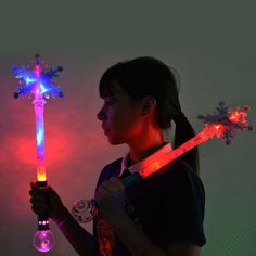Wholesale Cheap Outdoor Concert Light Up Wand With Customize - Led Party Supplies Concert Lights, Led Stick, Party Lights, Wands, Light Up, Party Supplies, Snow, Gifts, Outdoor
