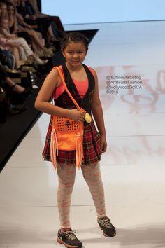 Hollywood Doll by Kaya Jones Art Hearts Fashion ‪#‎fashion‬ ‪#‎teenmodel‬ ‪#‎Kidmodel‬ ‪#‎clothing‬ ‪#‎runway‬ AIDS Healthcare Foundation #LAFashionWeek #kidsfashion