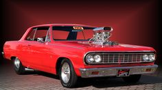 The Best Chevy Pro Street Muscle Cars Daily at: http://www.musclecardefinition.com/