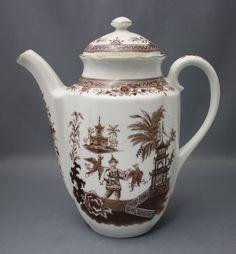 Arabia coffee- and teapots