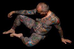 Tattoo by Chris Trevino