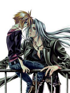 Final Fantasy Vii Remake, Fantasy Series, Fantasy Male, Fantasy World, Night Novel, Cartoon Boy, Cloud Strife, Pretty And Cute, Kingdom Hearts