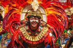 Image result for dinagyang festivals in the philippines