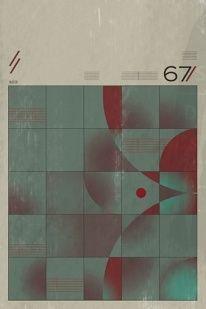 Otto Treumann — International Spring Fair (1970) in Poster / Large Format